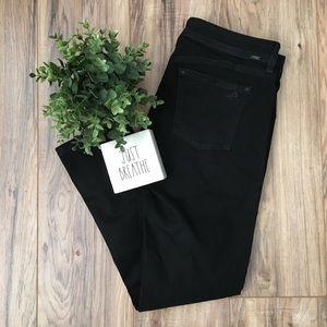 DL1961 Skinny Black Denim Jeans Pants 31
